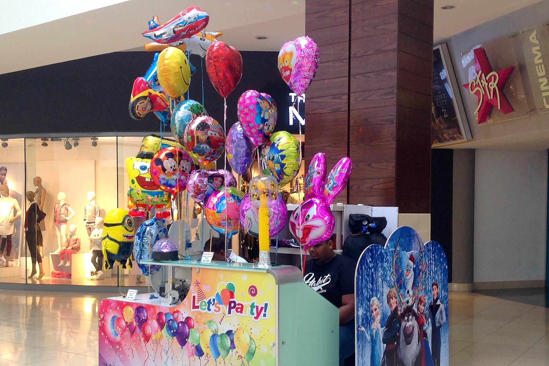 Изображение - Бизнес план воздушные шары Ris.-3-Prilavok-s-folgirovannymi-sharami