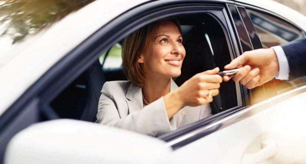 Сервис по сдаче в аренду автомобиля на время отпуска